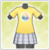 9th Anniversary T-Shirt (Kasumi) Outfit