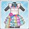 Love U my friends (Shizuku) Outfit