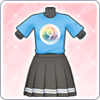 9th Anniversary T-Shirt (Riko) Outfit
