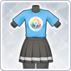 9th Anniversary T-Shirt (Yoshiko) Outfit