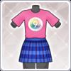 9th Anniversary T-Shirt (Kotori) Outfit