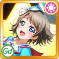 I Can See Over the Horizon! (Idolized) Icon