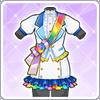 Rainbow Rose (Kanata) Outfit