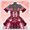 Dramatic Rose (Maki) Outfit