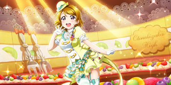 Until Now and From Now On (Idolized)