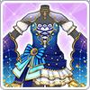 Gemini Star Bright (Nozomi) Outfit