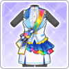 Rainbow Rose (Karin) Outfit