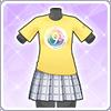 9th Anniversary T-Shirt (Kanata) Outfit