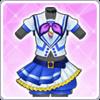 Aozora Jumping Heart (Mari) Outfit