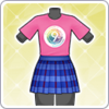 9th Anniversary T-Shirt (Rin) Outfit