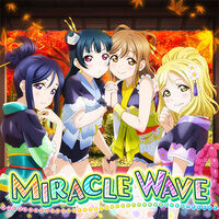 MIRACLE WAVE (Cover)