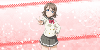 Uranohoshi High Second-Year (Watanabe You)