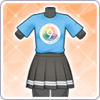 9th Anniversary T-Shirt (Chika) Outfit