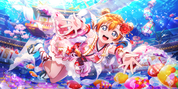 Hang on a Second... Eek! (Idolized)