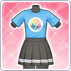 9th Anniversary T-Shirt (Dia) Outfit