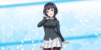 Nijigasaki High Third-Year (Asaka Karin)