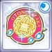 Otonokizaka School Badge (Cool)