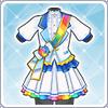 Rainbow Rose (Shizuku) Outfit