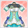 Snow Crystal (Maki) Outfit