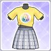 9th Anniversary T-Shirt (Karin) Outfit