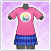 9th Anniversary T-Shirt (Nozomi) Outfit
