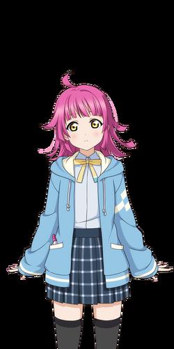 Tennoji Rina (Summer Uniform Unmasked)