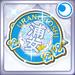 Uranohoshi School Badge (Cool)