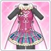 Fantastic Clown (Ruby) Outfit