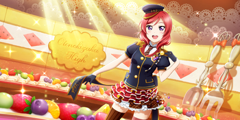 Who's the Child Here? (Idolized)