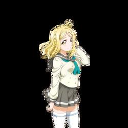 Ohara Mari (Uniform)