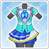 Aozora Jumping Heart (You) Outfit