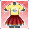 9th Anniversary T-Shirt (Setsuna) Outfit