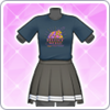 Aqours Unit Live T-Shirt (Mari) Outfit