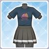 Aqours Unit Live T-Shirt (You) Outfit