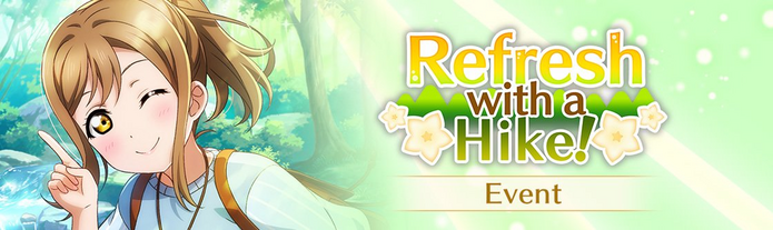 Refresh with a Hike! (Event - EN)