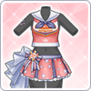 Happiness Cheerleader (Riko) Outfit