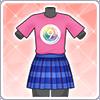 9th Anniversary T-Shirt (Maki) Outfit