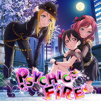PSYCHIC FIRE (Cover)