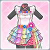 Love U my friends (Ayumu) Outfit
