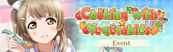 Cooking with Vegetables! (Event - EN)