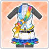 Rainbow Rose (Ai) Outfit