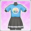 9th Anniversary T-Shirt (Mari) Outfit
