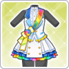 Rainbow Rose (Kasumi) Outfit