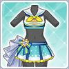 Happiness Cheerleader (Kanan) Outfit