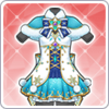 Snow Crystal (Setsuna) Outfit
