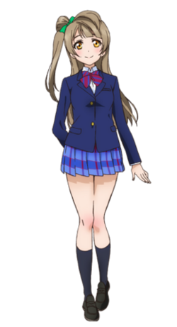 Minami Kotori (Uniform)