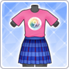 9th Anniversary T-Shirt (Umi) Outfit