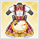 Autumn Kitchen (Hanamaru) Outfit