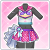 Happiness Cheerleader (Ruby) Outfit