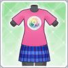 9th Anniversary T-Shirt (Hanayo) Outfit